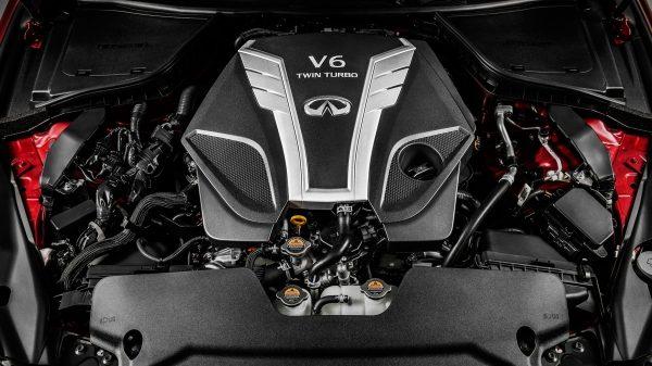 Infiniti New 3 0-litre V6 Twin-turbo Engine - Infiniti UK