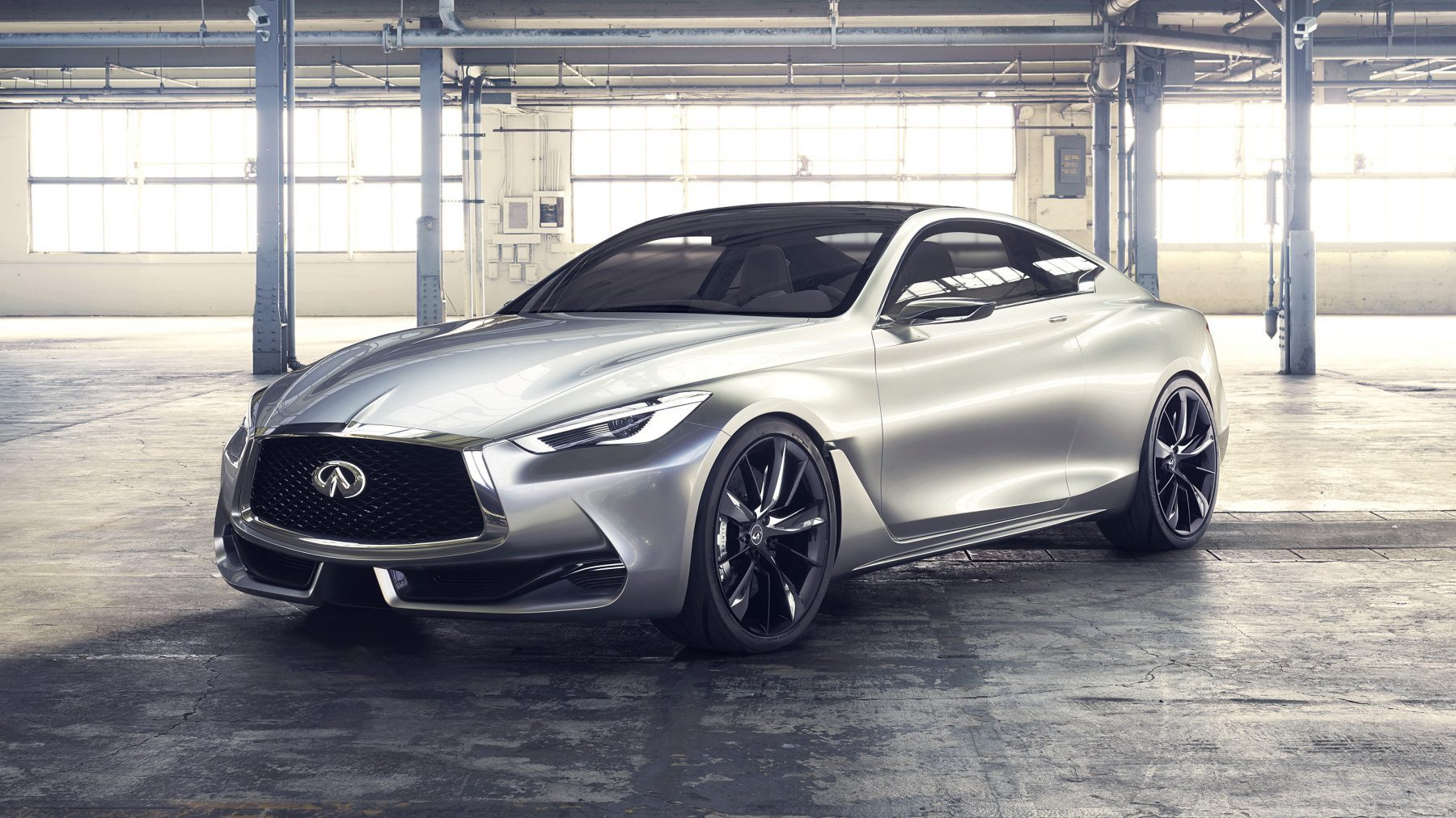 Introducing The Infiniti Q60        Concept