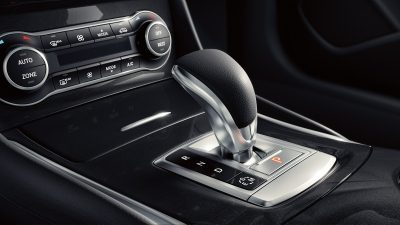 Transmission stick in luxury car