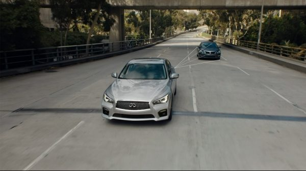 Infiniti Q50 | The World's First Blind Spot Intervention