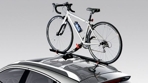 Roof Bar Bicycle Carrier
