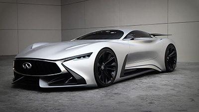 Infiniti concept cars