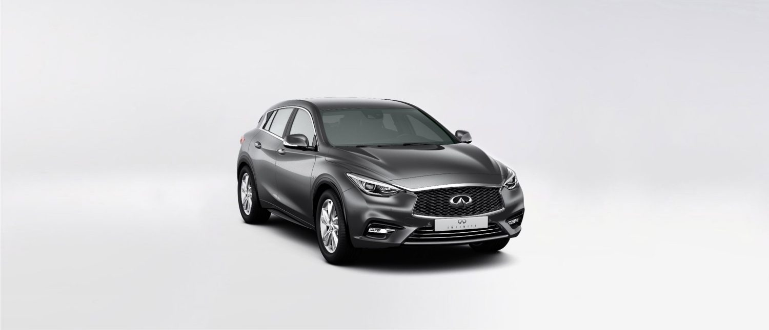 Infiniti Q30 Graphite Shadow