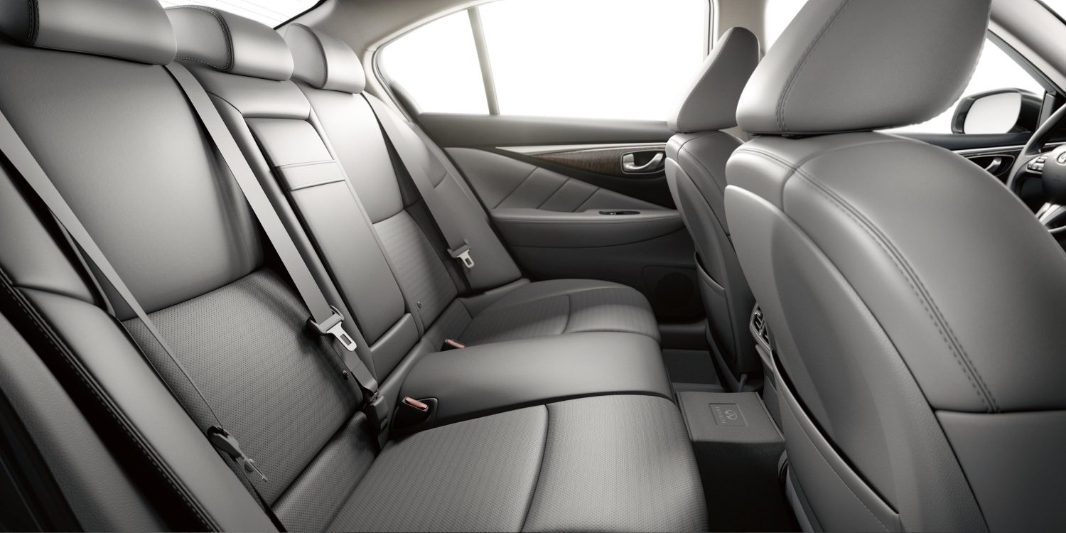 P/S rear seat profile