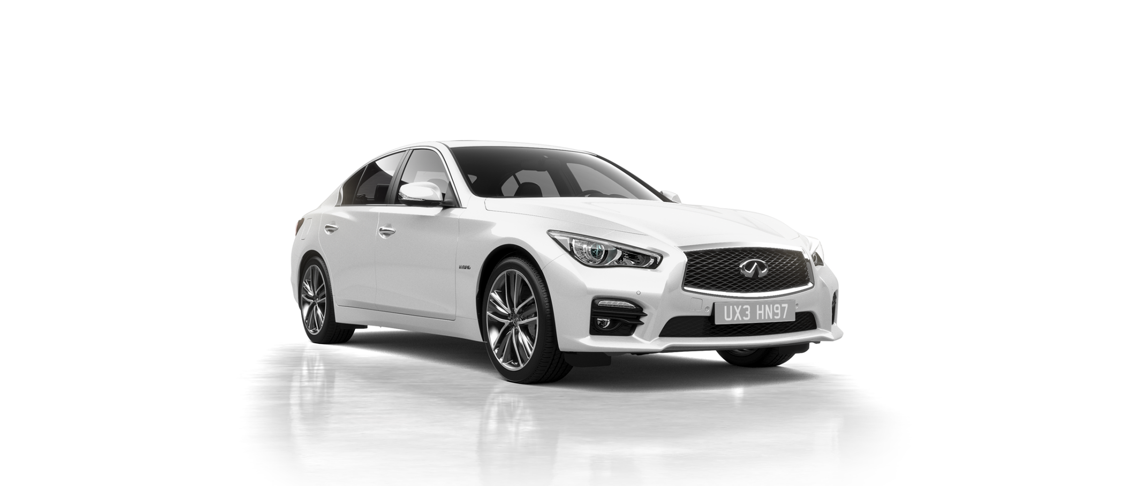 INFINITI Q50 The Technologically Refined Sports Luxury Saloon