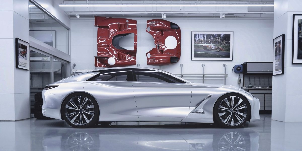 Concept Vehicles Infiniti Q80 Inspiration | INFINITI