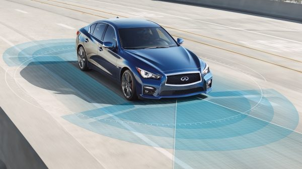 World first technologies direct active lane control | INFINITI