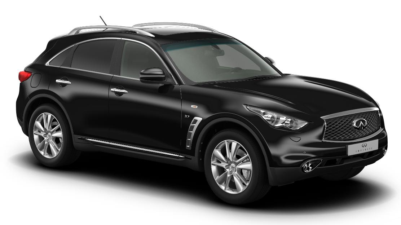 INFINITI QX70 – Luxury crossover SUV