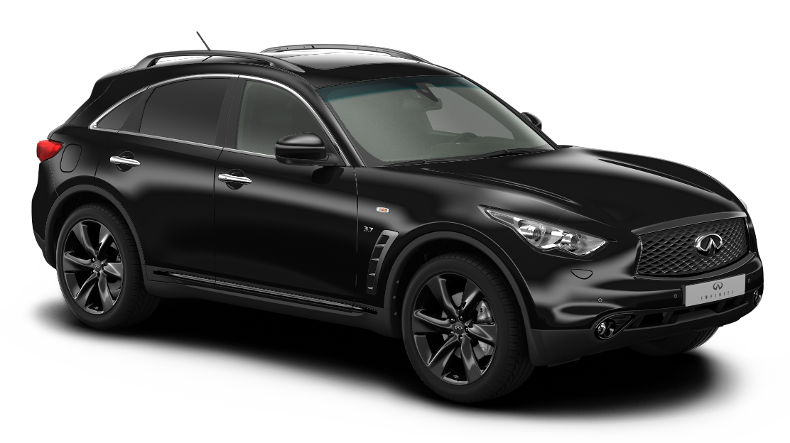INFINITI QX70 – Luxury crossover SUV