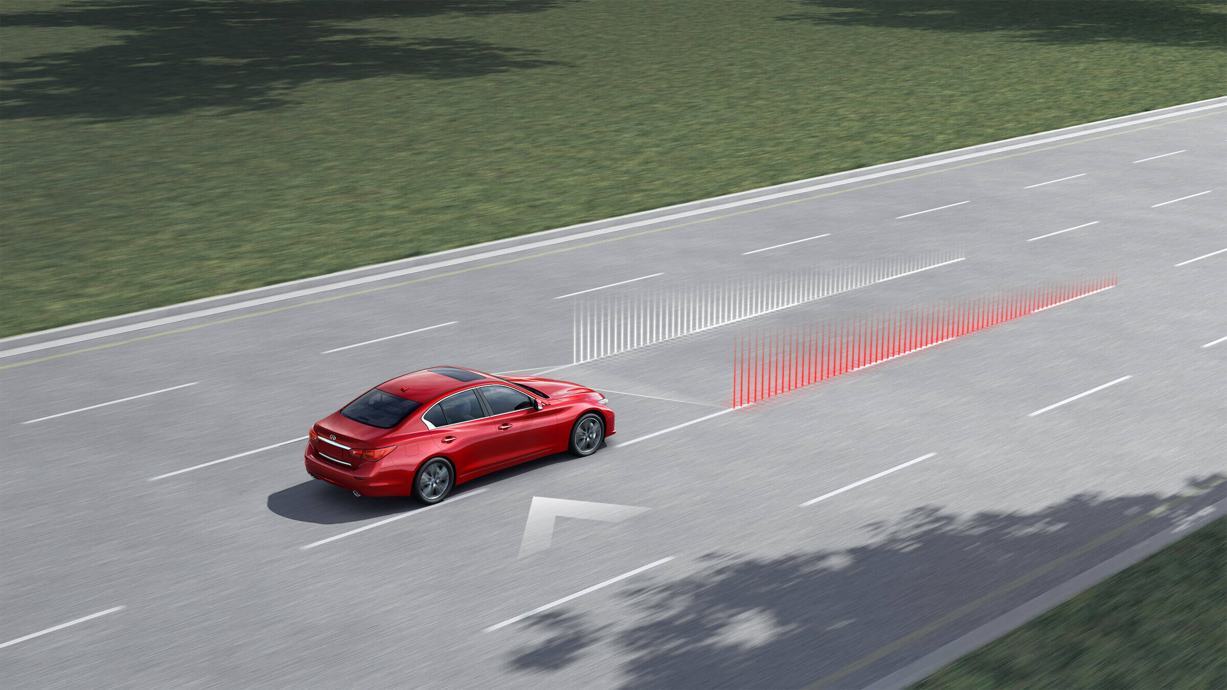 LANE DEPARTURE WARNING & PREVENTION¹