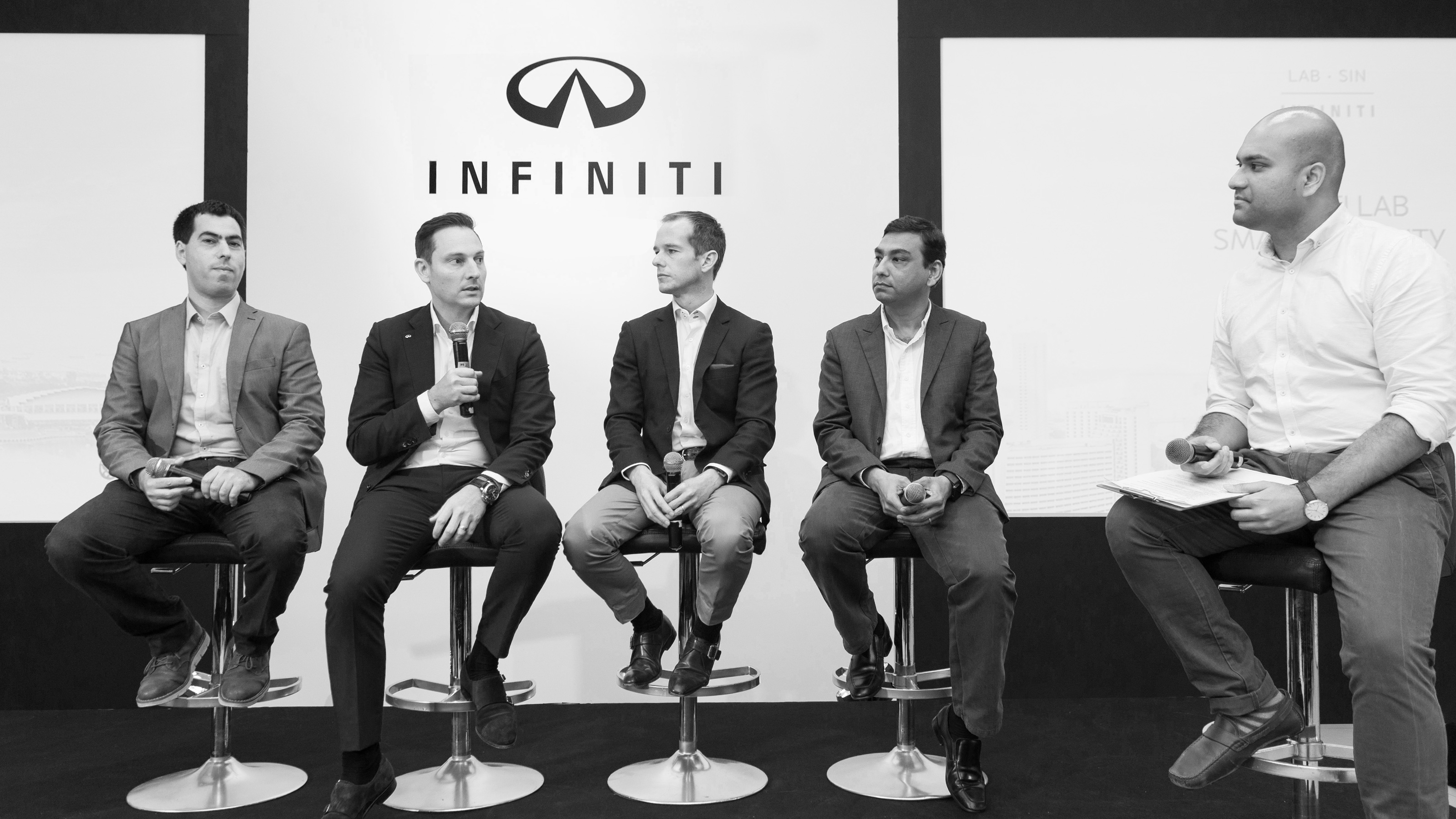 INFINITI LAB Integrate program in Singapore
