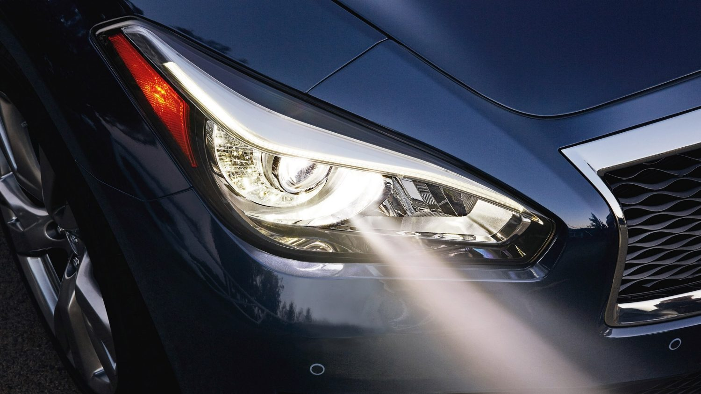 2018 Infiniti Q70 Safety Jordan Adaptive Lighting System For Automobiles