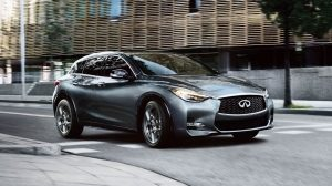 2020 INFINITI QX30 Crossover Safety Features