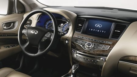 2018 INFINITI QX60 Crossover INFINITI Connection