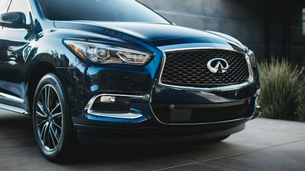 2018 INFINITI QX60 Crossover exterior LED fog lights