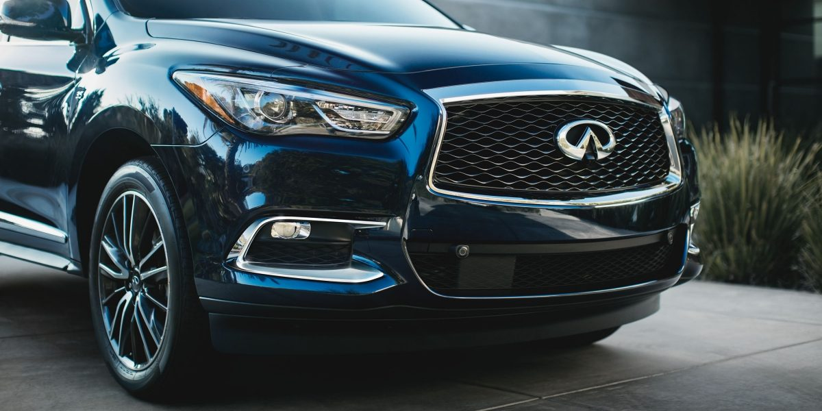 2018 INFINITI QX60 Crossover exterior LED headlights