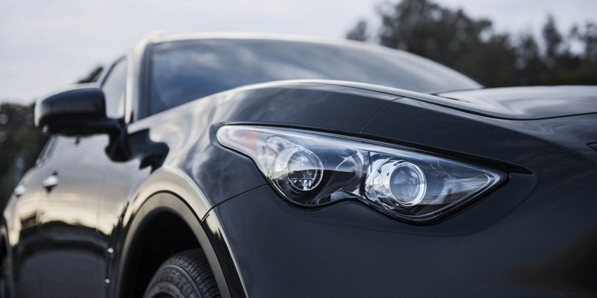 2018 INFINITI QX70 LED Headlight