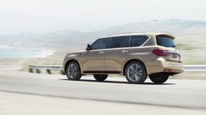 2018 INFINITI QX80 SUV | Safety Features