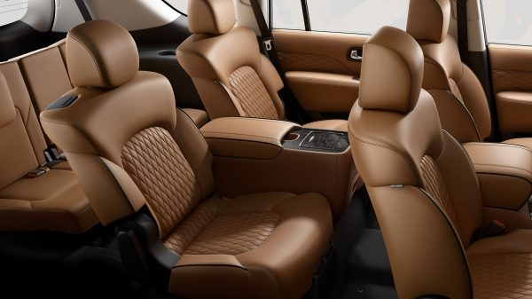 2018 INFINITI QX80 SUV Design | Seats up to 8 Passengers