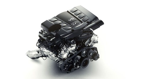 2018 INFINITI QX80 SUV Engine Performance | 5.6-liter V8 Engine with 400hp and 413 lb-ft of Torque