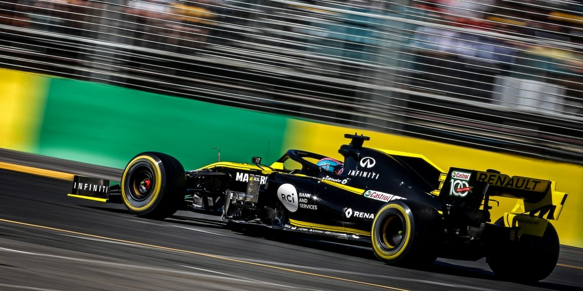 INFINITI and Renault Sport Formula 1 Racing