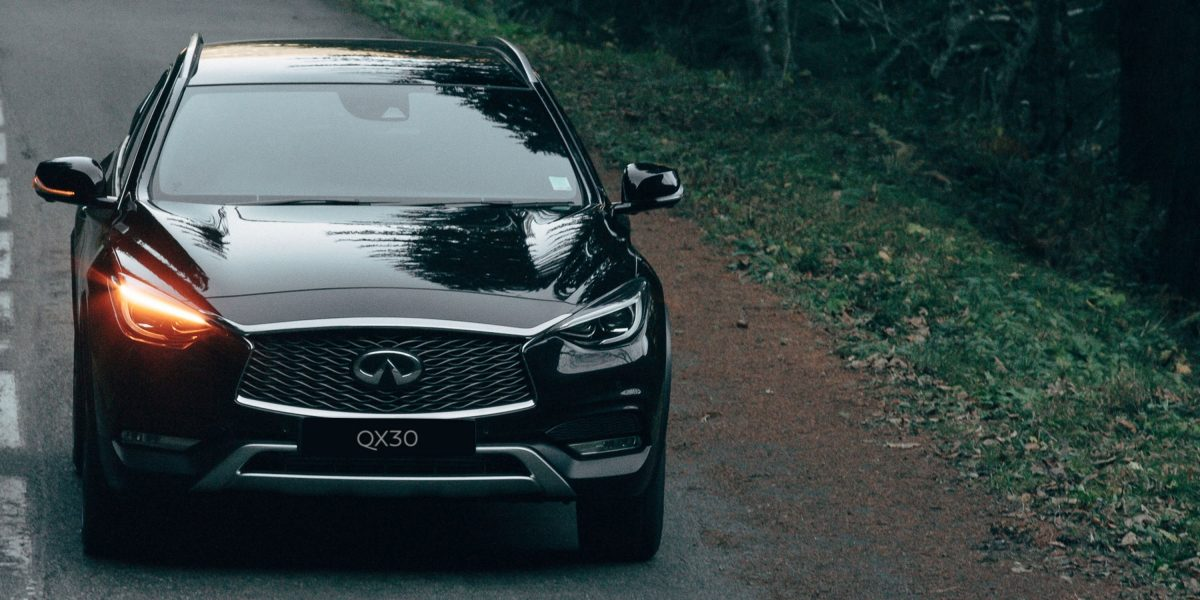 2019 INFINITI QX30 Premium Crossover Safety Features