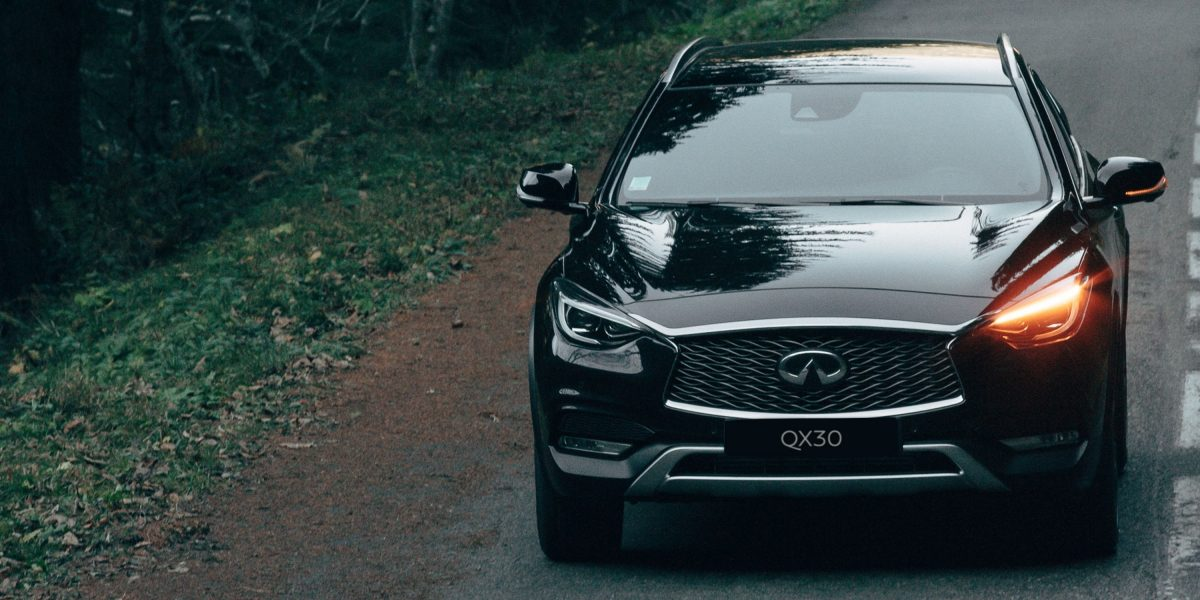 2020 INFINITI QX30 Premium Crossover Safety Features