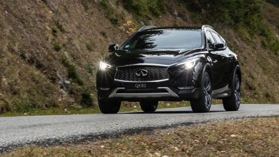 2019 INFINITI QX30 Crossover Performance Features
