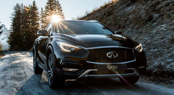 2019 INFINITI QX30 Premium Crossover Vehicle Dynamic Control (VDC)