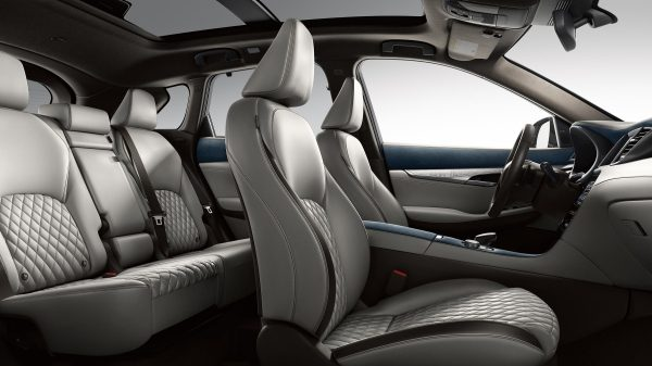 2019 INFINITI QX50 Luxury Crossover Interior Seating