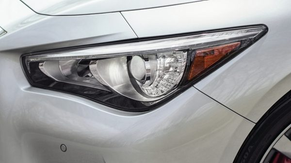 2020 INFINITI Q50 Sport Sedan Design LED Headlights