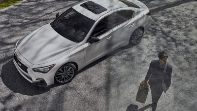 2020 INFINITI Q50 Sport Sedan Connectivity Features