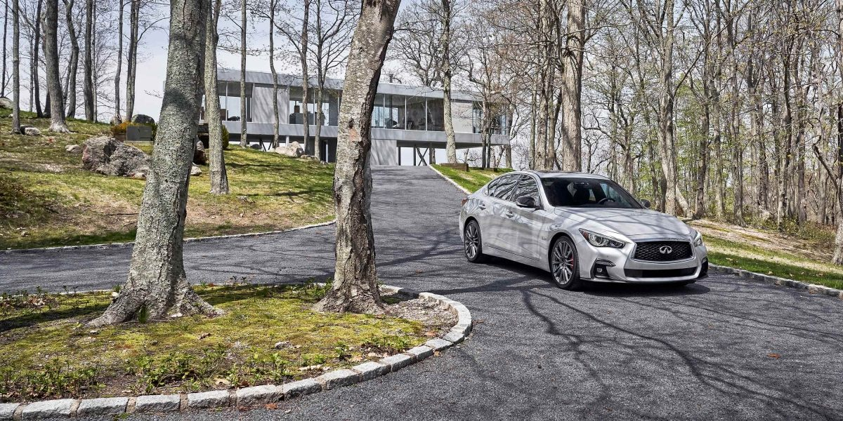 2020 INFINITI Q50 Sport Sedan Up To 400 Horsepower
