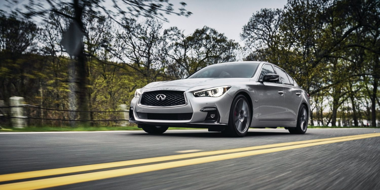 2020 INFINITI Q50 Sport Sedan Performance Overview