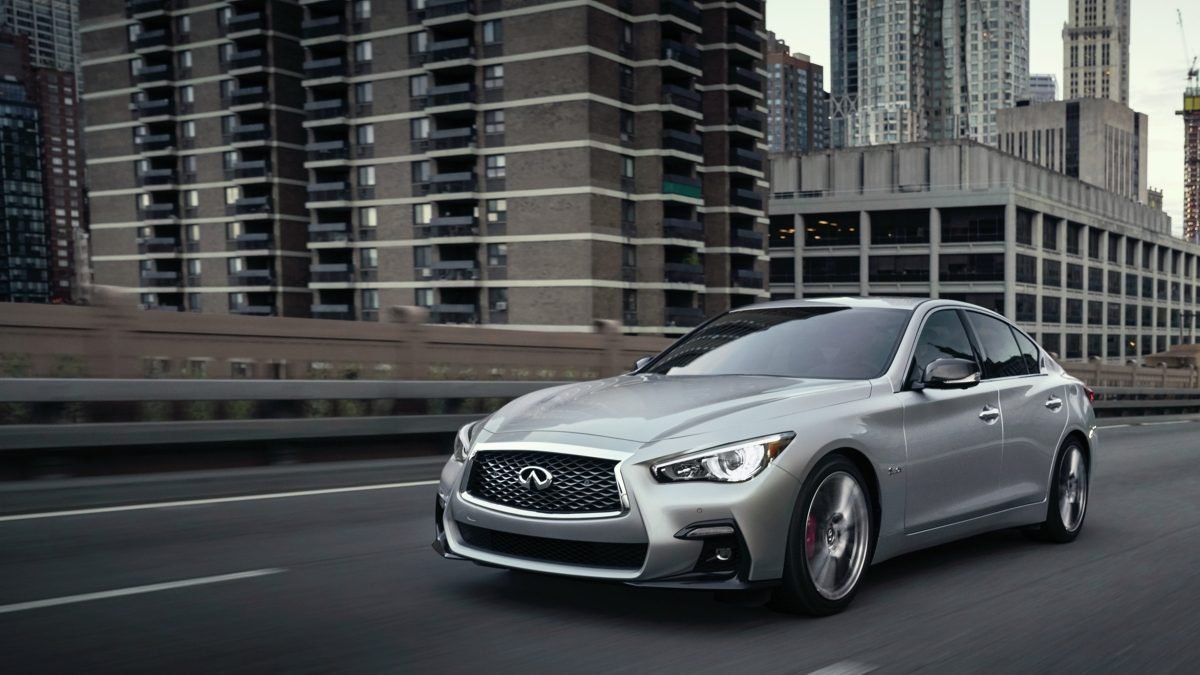 2020 INFINITI Q50 Sport Sedan Performance Suspension