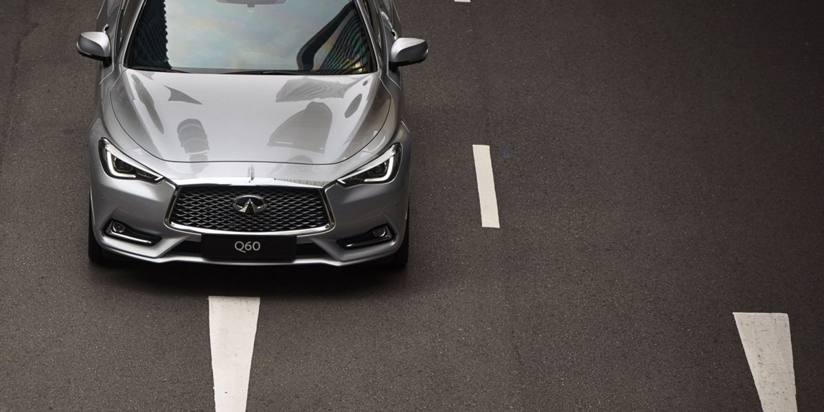 2020 INFINITI Q60 Red Sport 400 Performance Sports Coupe Uninhibited Performance