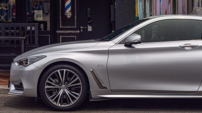 2020 INFINITI Q60 Red Sport 400 Performance Sports Coupe Design and Styling