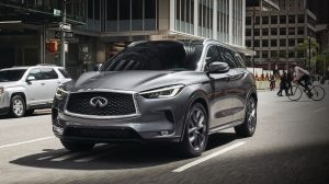 2020 INFINITI QX50 Luxury Crossover