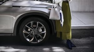2020 INFINITI QX50 Luxury Crossover Connectivity Thumbnail
