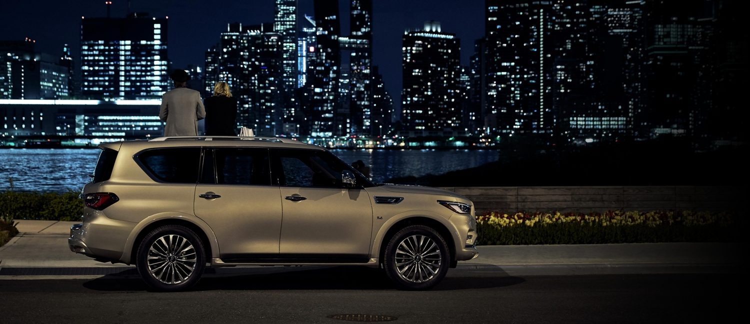 2020 Infiniti Qx80 Suv New Model and Performance