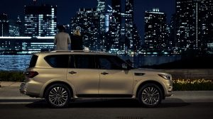 2020 INFINITI QX80 SUV Connectivity Thumbnail