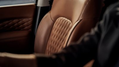 2020 INFINITI QX80 SUV Design Plush Quilted Seats