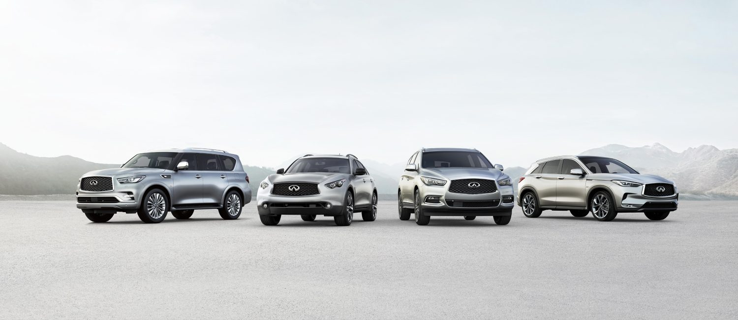 Exceptional offers on your INFINITI