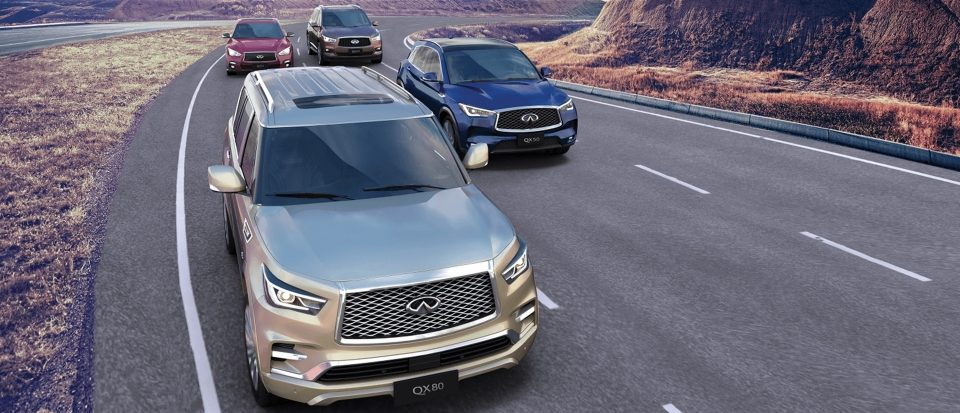 Buy now, pay in 2021 with Infiniti this Ramadan