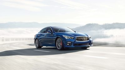 INFINITI Bahrain introduces exceptional value on the 2017 INFINITI Q50 for a limited time