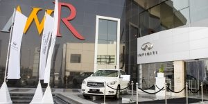 INFINITI Certified Pre-Owned Vehicles - Dubai Sheikh Zayed Road