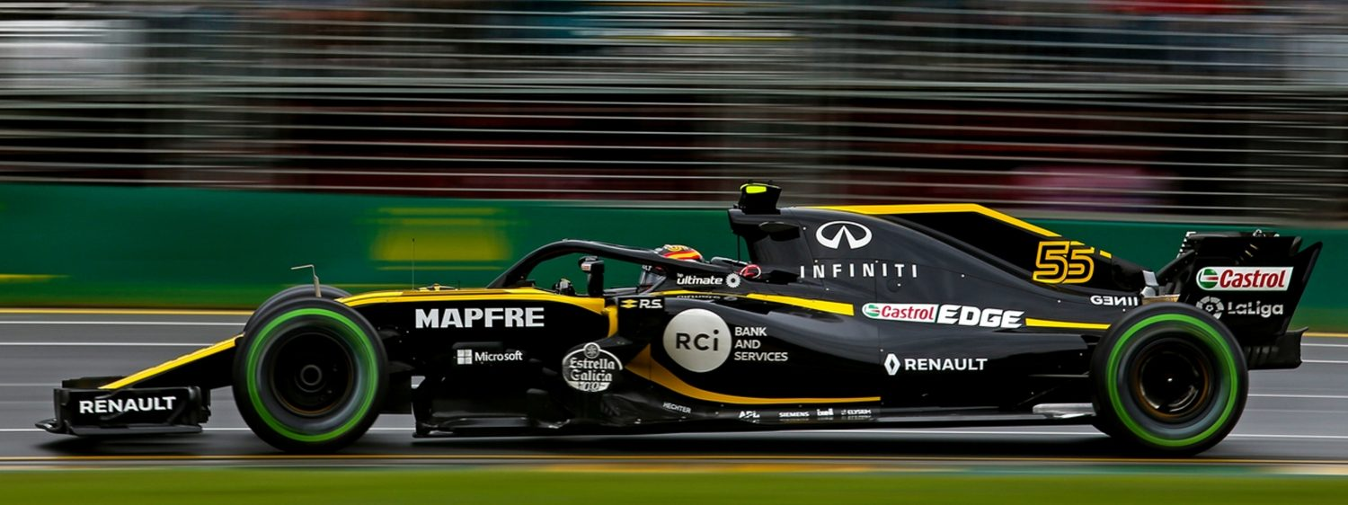 INFINITI Ultimate F1™ Racing Experience
