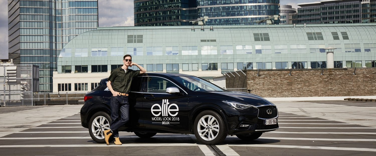 Elite model partnership