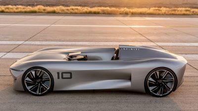 Infiniti Prototype 10 Brand New Concept Car