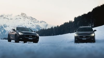 INFINITI Winter Escape - Q30 QX30